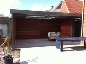 Ymas Metaalconstructies - CARPORTS